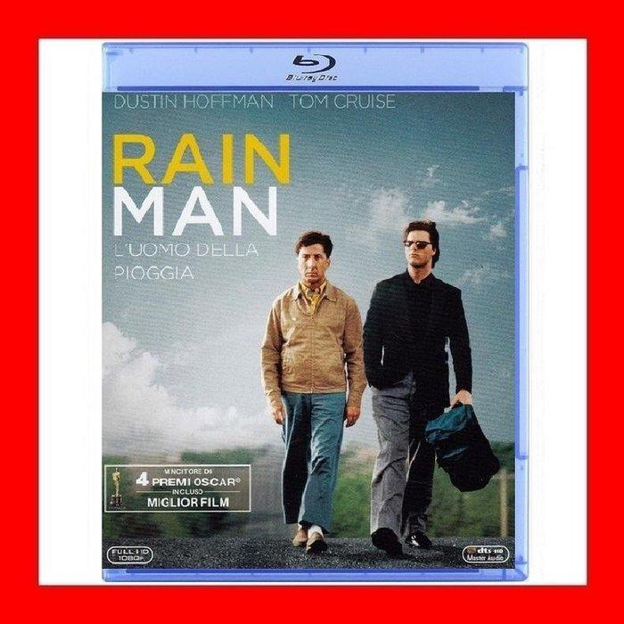 【BD藍光】雨人25周年紀念:4K母帶修復版(台灣繁中字幕)Rain Man捍衛戰士不可能的任務湯姆克魯斯