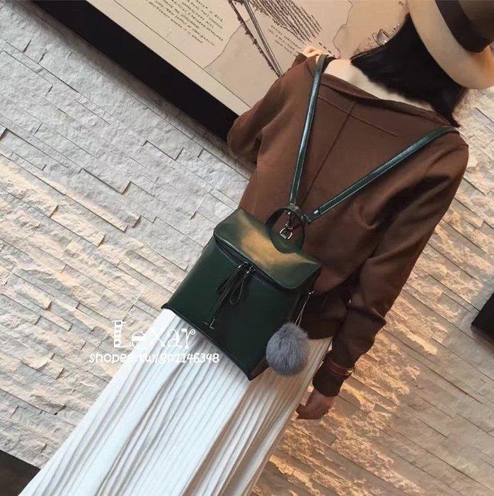 復古小背包多功能雙肩包韓版新款學院風簡約單肩斜挎三用女包