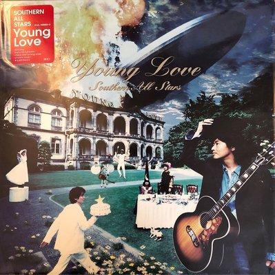(黑膠/LP)南方之星Southern All Star Young love 專輯