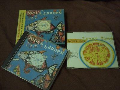 【 2手 CD 】 FOOL'S EARDEN 傻瓜花園合唱團 + LEMON TREE 舞曲 蘇慧倫 檸檬樹