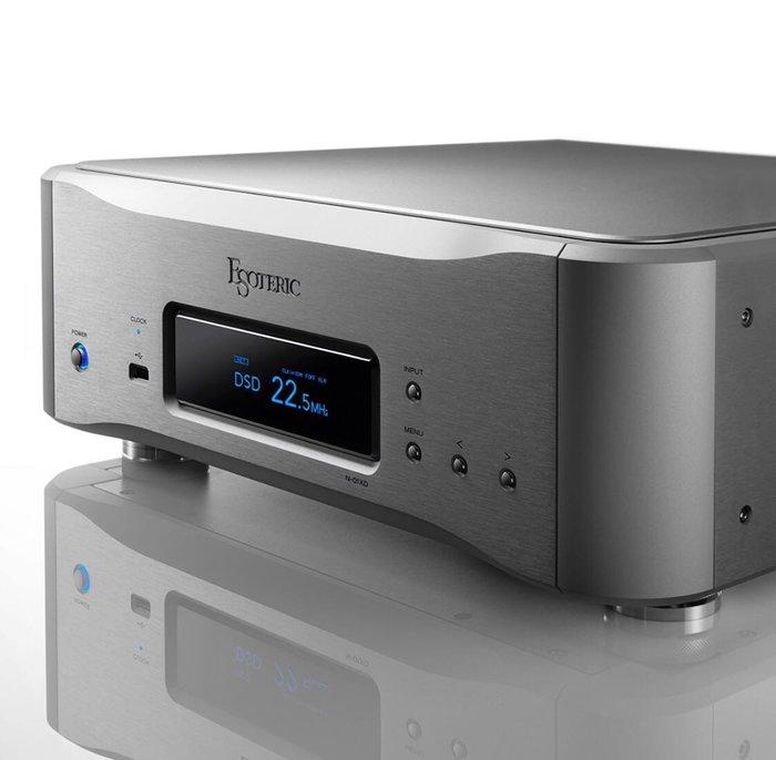 👍天母發燒音響👍 Esoteric N-01XD 串流播放器