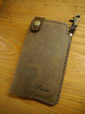 KH手工皮革工作室 MIT全牛皮SONY索尼Xperia 1 ll Xperia 5II 10II 鉤環手機皮套 手機袋