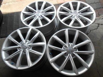 ◎至品中古胎◎優質中古鋁圈  奧迪 AUDI 原廠17吋鋁圈 A3/S2/S3/RS3/Q2/Q3/TT