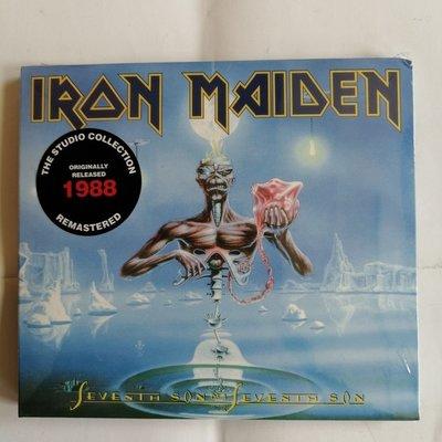 鐵娘子 Iron Maiden Seventh Son of a Seventh Son CD@XI31227