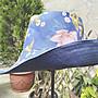 漁夫帽-兩面可用☆獨家設計款花布帽☆(紙傘/牡丹)