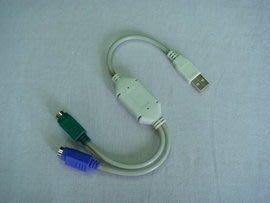 PS2 轉 USB 轉接線
