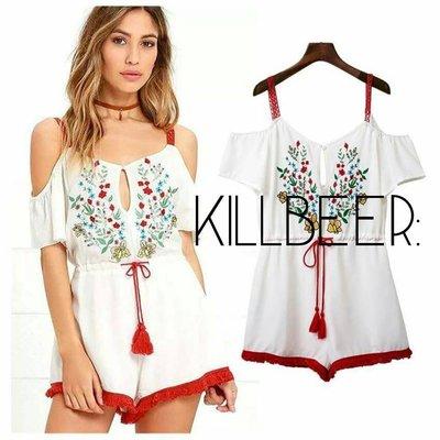 KillBeer歐美品牌同款復古墨西哥...