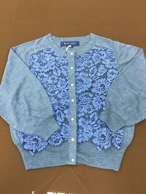 M's gracy 蕾絲針織衣 38號