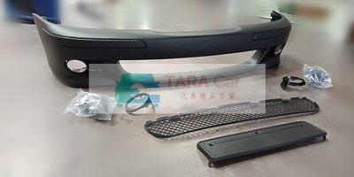 BMW寶馬 E39 530 520 523 525 M5型 M5包 前保桿 前大包 總成 含霧燈 另有 後保桿 現貨供應