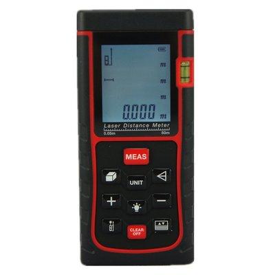 SNDWAY/深達威 鐳射測距儀E50 中性新款掌上型鐳射電子紅外測距儀 1063Y