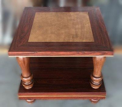 樂居二手家具(中) 便宜2手傢俱拍賣 A111003*胡桃小茶几 矮桌 泡茶桌*客廳桌椅 電視櫃 書櫃酒櫃