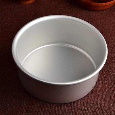 ~愛焙烘焙~三能 5吋陽極固定蛋糕模 圓形蛋糕模 蛋糕模具 固定底 烘培器具_SN5014