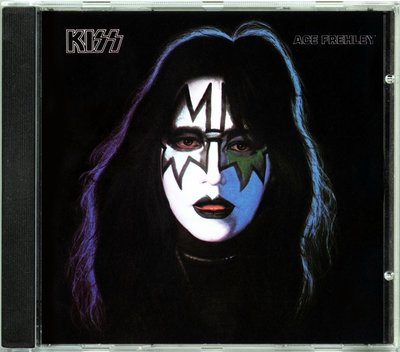 Kiss - Ace Frehley 88 CD首發盤 無IFPI 二手美版