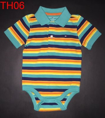 【西寧鹿】 Tommy Hilfiger 12個月大 童裝 絕對真貨 美國帶回 可面交 TH06