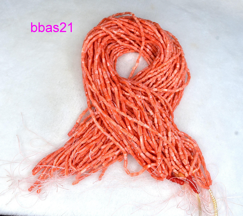 *bbas21精品百貨*天然粉紅珊瑚吉祥如意枝鍊54條~一元起標~新u729
