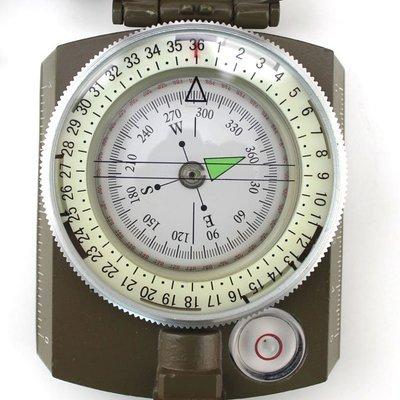 現貨/專業戶外美式多功能指南針指北針地質羅盤儀/海淘吧F56LO 促銷價