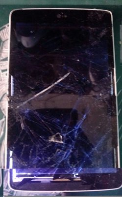 $${故障平板}LG G Tablet 8.0 (V490) $$