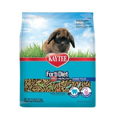 SNOW的家【訂購】Kaytee 成兔健康強化飼料 5磅/2.27kg (80350382