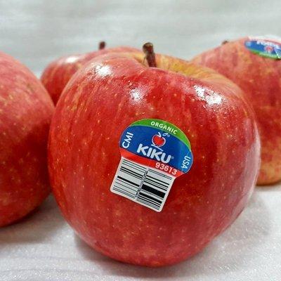 【天皇の富士】美國有機KIKU蘋果10...