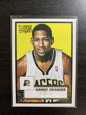Danny Granger Topps 1952 籃球卡