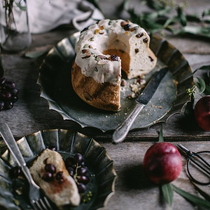 MAJ.POINT-美食品 雜物 花器皿 鐵藝盤碟 收納 拍照道具 懷舊文青做舊復古風 飾品麵包糖水果 鄉村野餐派對雜貨
