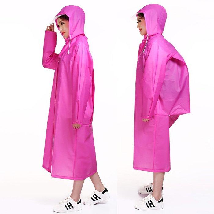 成人背包雨衣男女戶外旅游徒步大童學生書包雙肩包便攜雨具新款