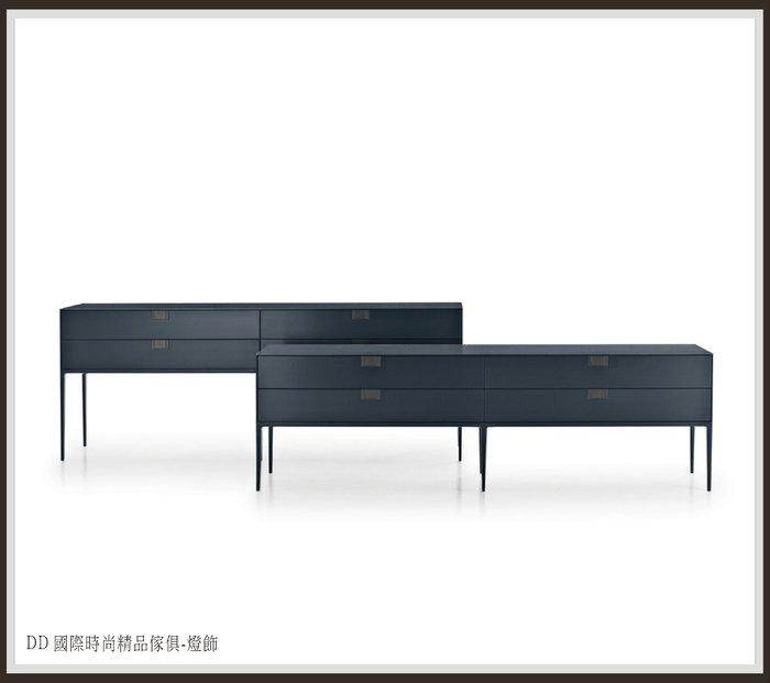 DD 國際時尚傢俱-燈飾 Alcor Sideboards  (復刻版)訂製單電視櫃