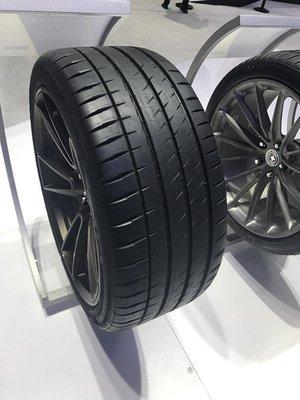 超級輪胎王~全新MICHELIN米其林 PS4S 235/40/19 [直購價8600] PSS後繼胎~抓地力排水性更強