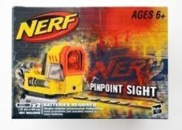 絕版 超稀有 Nerf Pinpoint Sight 紅點瞄準器 內紅點