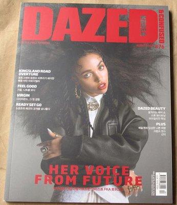 韓國流行時尚雜誌 DAZED & CONFUSED KOREA 14年8月號