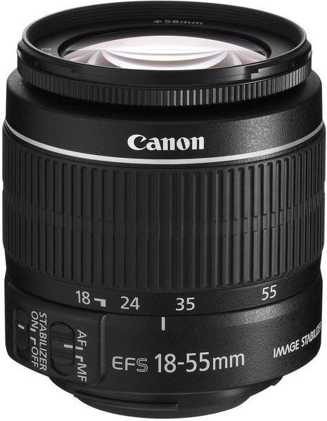 鏡花園 Canon EF-S 18-55mm F3.5-5.6 IS 超輕巧KIT鏡 (相機鏡頭出租)