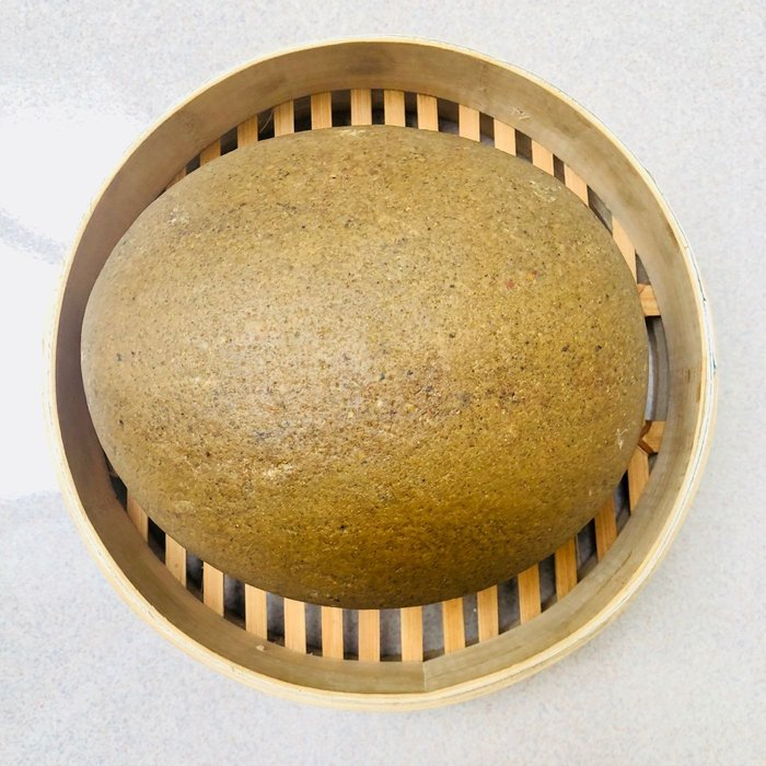 [馬克與安]大黑糖饅頭-江西水沖原石🎈18*17*10cm 🎈重:4.6kg