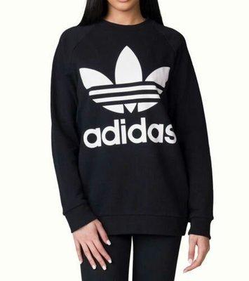 特價正貨愛迪達新品Adidas Originals Trefoil經典款長袖運動上衣 CY4755 .