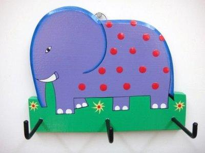 Y【永晴峇里島】巴里島風大象造型掛勾,衣架,居家、民宿、飯店都好用-掛勾7