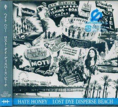 K - HATE HONEY - LOST DYE DISPERSE BEACH - 日版 - NEW