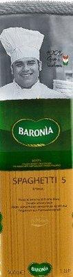 ~* 品味人生 *~ 巴羅尼亞 ( BARONIA ) 義大利麵 1.7mm BR005