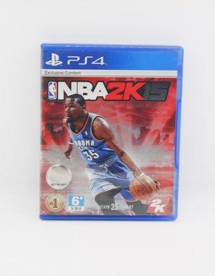 【青蘋果】PS4:NBA 2K15 中英文版 二手遊戲片#GE075