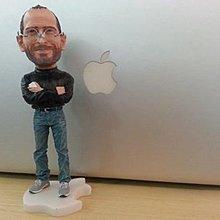 蘋果創辦人賈伯斯公仔(Steve Jobs) iphone ipad