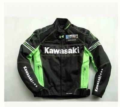 (XL) Kawasaki monster 鬼爪四季防摔衣