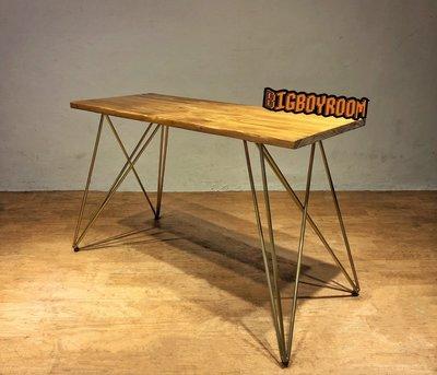 【BIgBoyRoom】工業風家具 北歐傢俱 簡約餐桌 不規則腳不規則桌面陳列桌茶几服飾展示桌多形桌咖啡廳餐廳 日式歐式