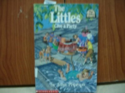 【愛悅二手書坊 10-14】THE LITTLES GIVE A PARTY