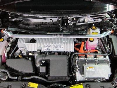 《大台北》億成汽車底盤精品改裝-SUMMIT-前上拉桿 TOYOTA PRIUS (ZVW30)