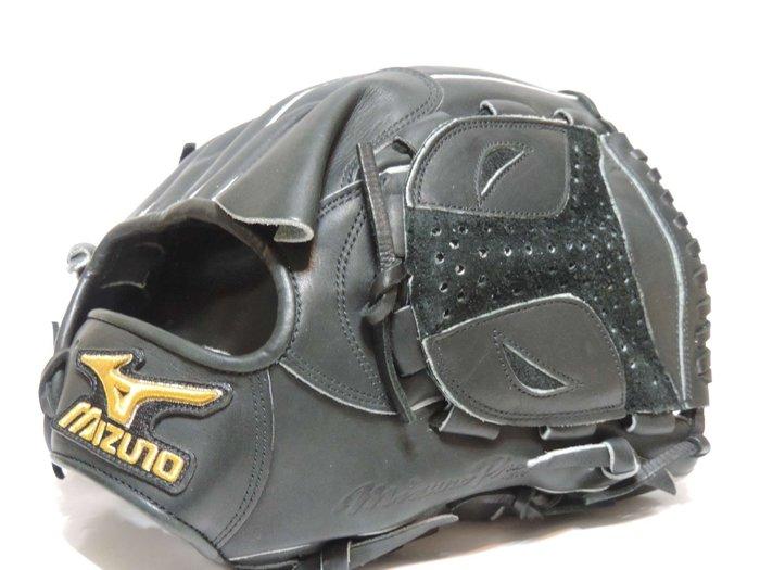 貳拾肆棒球-Mizuno pro 由規式樣特別訂作硬式投手手套展示品/耕作作