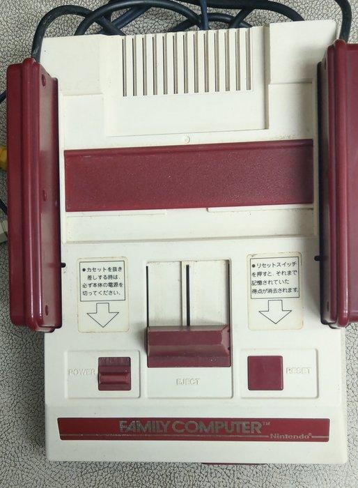 【歡樂少年】免運二手日本原裝任天堂 紅白主機單主機收藏珍藏品 『客人寄售』