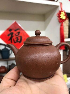 [壺中福]鐵砂老朱泥 130cc