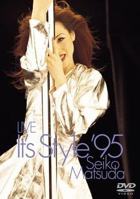 日版2區全新未拆 --- 松田聖子 LIVE It's Style'95
