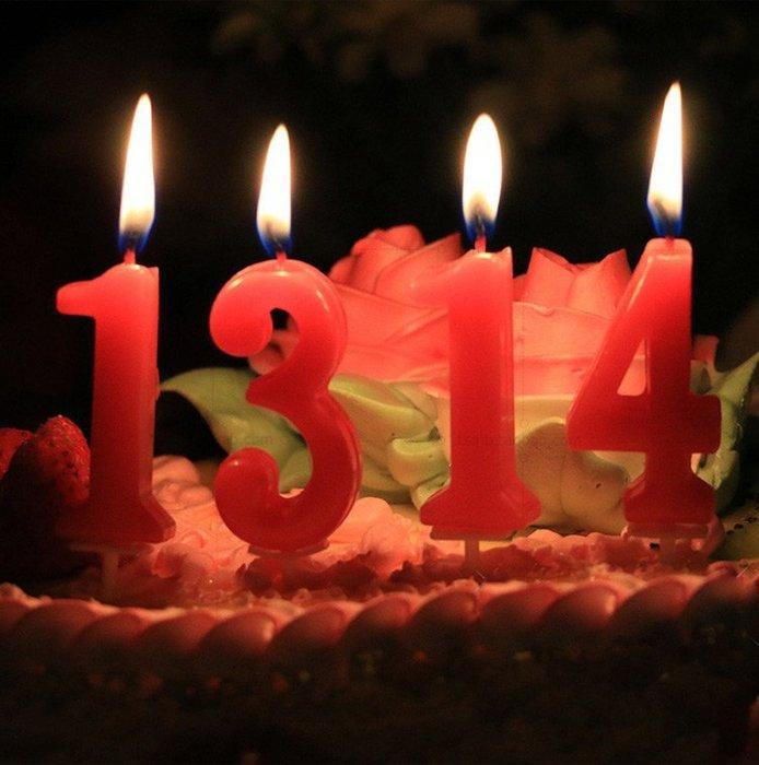 附發票-愛鴨咖啡-生日蛋糕彩色蠟燭 數字蠟燭 兒童生日蛋糕 巧克力蛋糕 草莓蛋糕 生日禮物