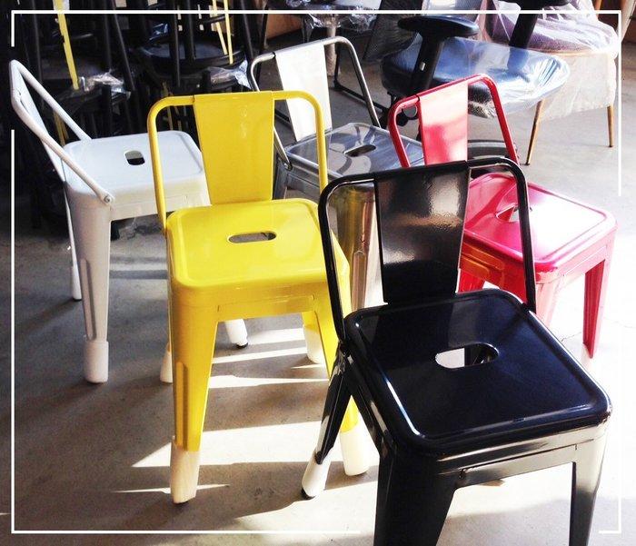 [ 椅子王 ]-----工業風 Tolix Chair 複刻版《C2特價》