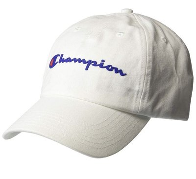 Champion Cap White