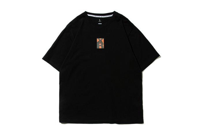 [ LAB Taipei ] REMIX ' 20 S/S CIVITAS TEE [ 黑 ]